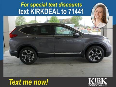 2018 Honda CR-V for sale at Kirk Brothers Batesville in Batesville MS