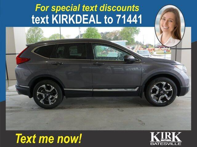 2018 Honda CR-V for sale at Kirk Brothers Batesville in Batesville MS