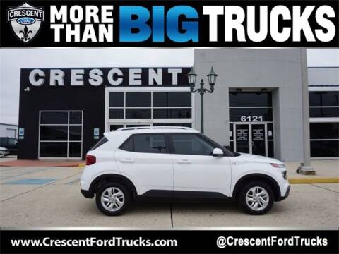 2020 Hyundai Venue for sale at Crescent Ford in Harahan LA