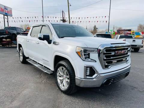 2019 GMC Sierra 1500 for sale at Lion's Auto INC in Denver CO