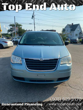 2008 Chrysler Town and Country for sale at Top End Auto in North Attleboro MA