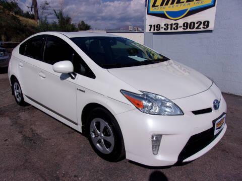 2012 Toyota Prius for sale at Circle Auto Center in Colorado Springs CO