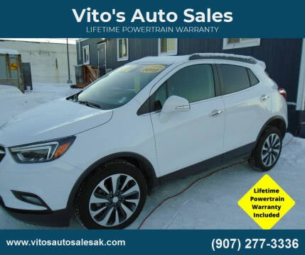 2019 Buick Encore for sale at Vito's Auto Sales in Anchorage AK