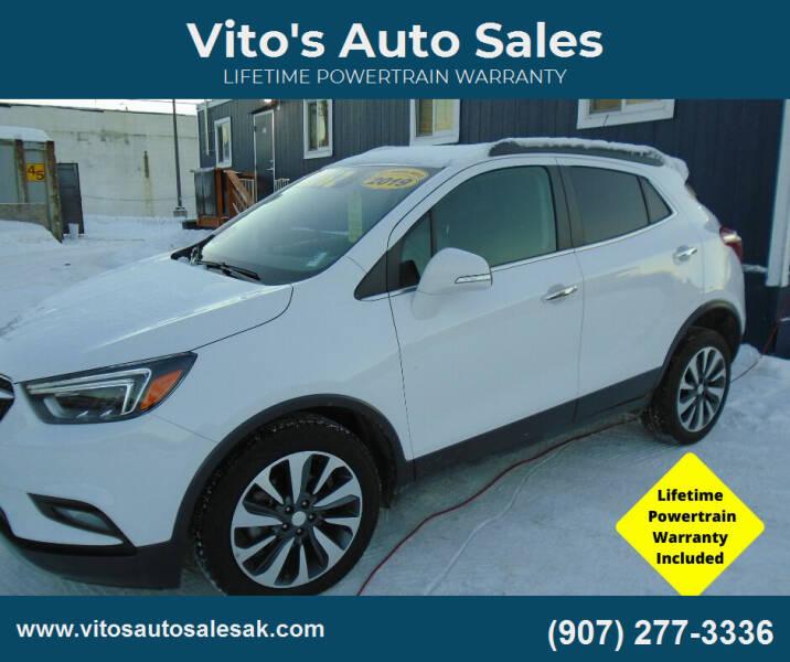 2019 Buick Encore for sale at Vito's Auto Sales in Anchorage AK