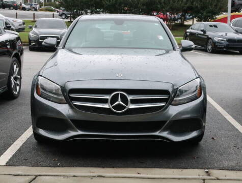2018 Mercedes-Benz C-Class for sale at Southern Auto Solutions - BMW of South Atlanta in Marietta GA