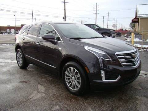 2017 Cadillac XT5 for sale at 1st Class Imports LLC in Cleveland OH