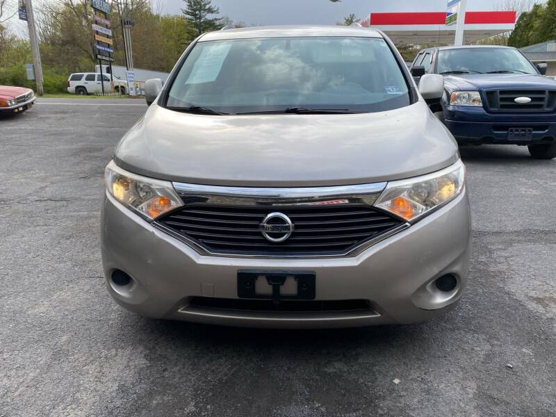 2012 Nissan Quest for sale at 390 Auto Group in Cresco PA