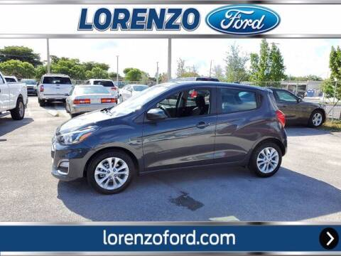 2020 Chevrolet Spark for sale at Lorenzo Ford in Homestead FL