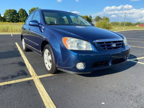 2005 Kia Spectra for sale at Quality Motors Inc in Indianapolis IN