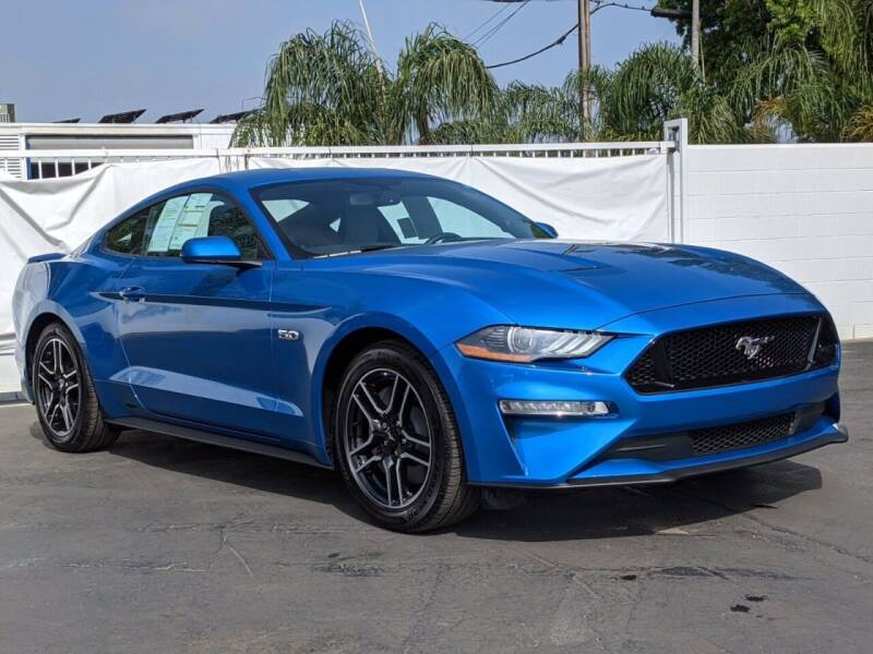 2020 Ford Mustang for sale in Van Nuys, CA