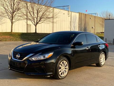 2018 Nissan Altima for sale at MILANA MOTORS in Omaha NE