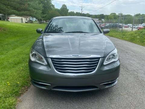 2013 Chrysler 200 for sale at Speed Auto Mall in Greensboro NC