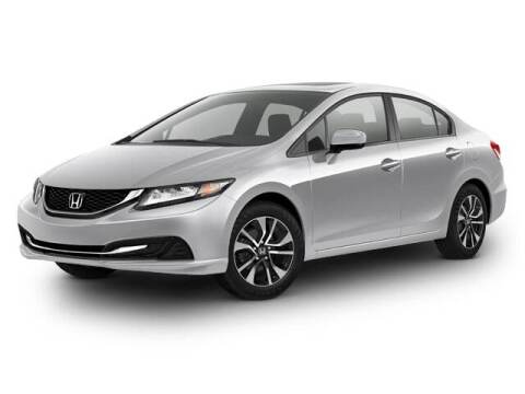 2014 Honda Civic for sale at Griffin Mitsubishi in Monroe NC