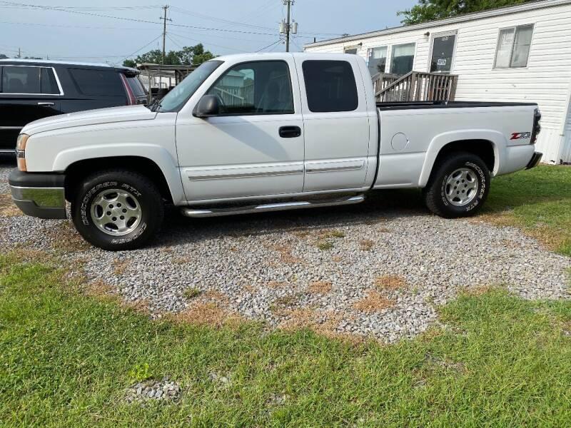2004 Chevrolet Silverado 1500 for sale at Jake's Enterprise and Rental LLC in Dalton GA