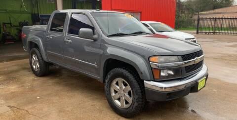2009 Chevrolet Colorado for sale at JORGE'S MECHANIC SHOP & AUTO SALES in Houston TX