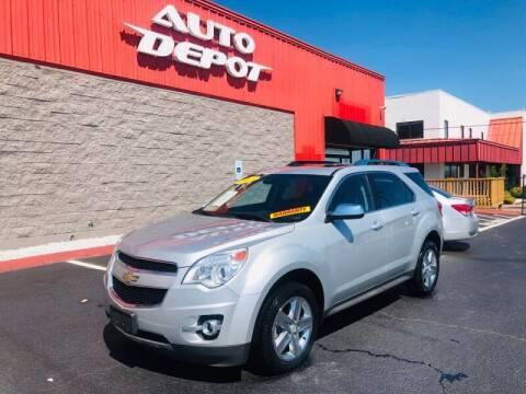 2015 Chevrolet Equinox for sale at Auto Depot of Smyrna in Smyrna TN