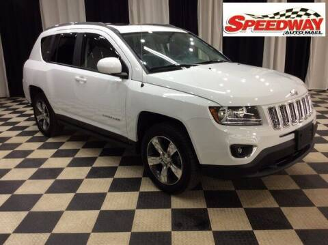 2016 Jeep Compass for sale at SPEEDWAY AUTO MALL INC in Machesney Park IL