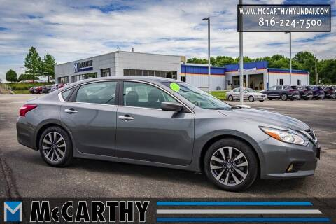 2017 Nissan Altima for sale at Mr. KC Cars - McCarthy Hyundai in Blue Springs MO