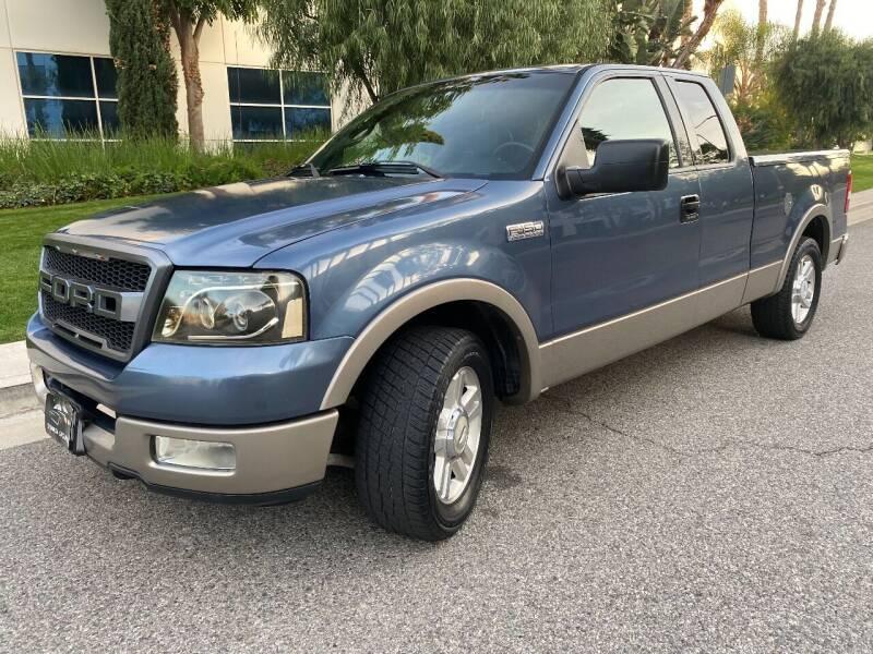 2004 Ford F-150 for sale at Donada  Group Inc in Arleta CA
