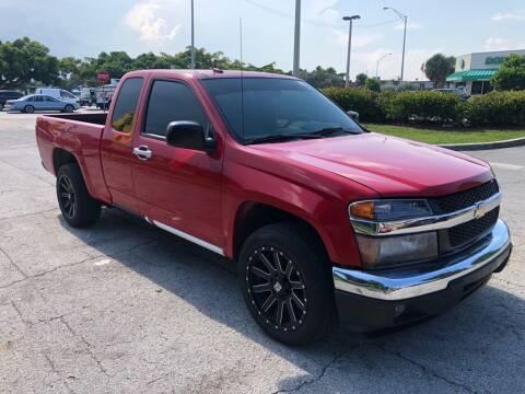 2012 Chevrolet Colorado for sale at D & P OF MIAMI CORP in Miami FL