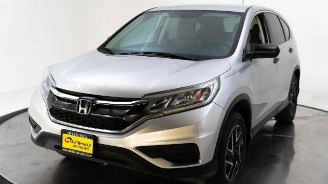 2016 Honda CR-V for sale at AUTOMAXX MAIN in Orem UT