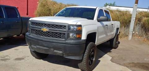 2014 Chevrolet Silverado 1500 for sale at Advantage Motorsports Plus in Phoenix AZ
