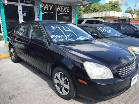 2006 Kia Optima for sale at Import Auto Brokers Inc in Jacksonville FL