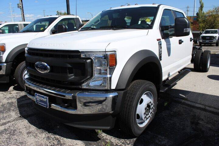 2022 Ford F-550 Super Duty for sale at BROADWAY FORD TRUCK SALES in Saint Louis MO