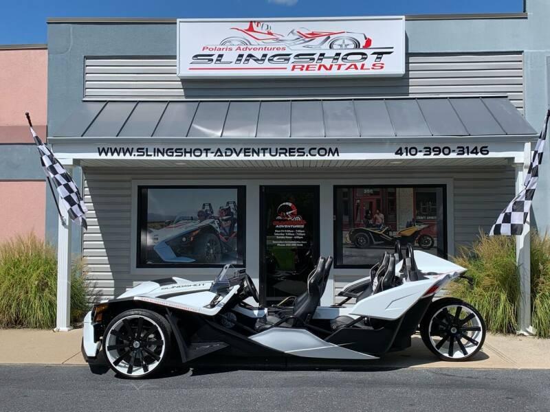 2021 Polaris Slingshot for sale at Slingshot Adventures in Virginia Beach VA
