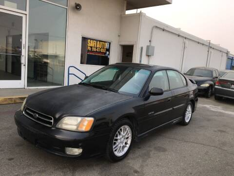 2000 Subaru Legacy for sale at Safi Auto in Sacramento CA