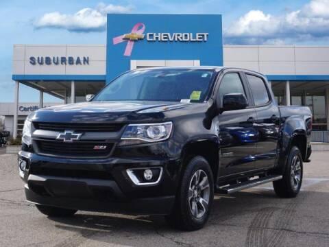 2017 Chevrolet Colorado for sale at Suburban Chevrolet of Ann Arbor in Ann Arbor MI