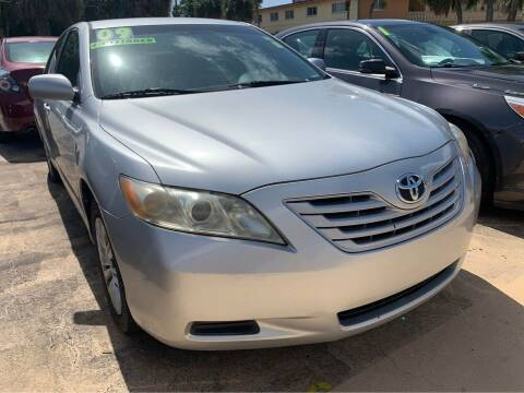 2009 Toyota Camry for sale at ROCKLEDGE in Rockledge FL
