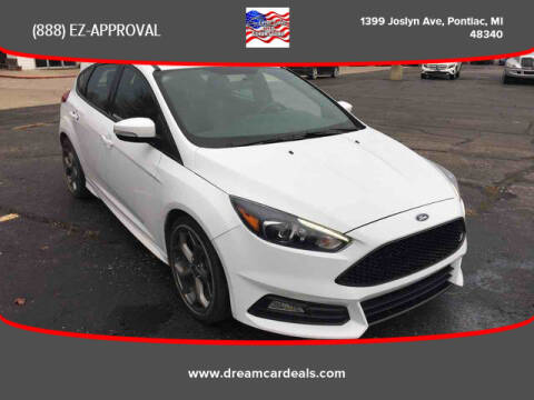 2018 Ford Focus for sale at Great Lakes Auto Superstore in Waterford Township MI