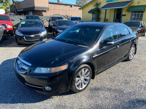 2008 Acura TL for sale at Velocity Autos in Winter Park FL