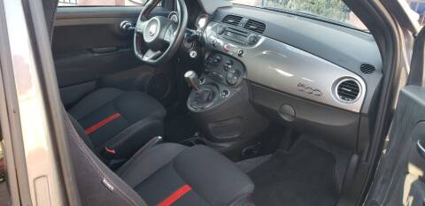 2013 FIAT 500 for sale at DL Auto Lux Inc. in Westminster CA