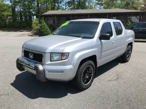 2007 Honda Ridgeline for sale at Highland Auto Sales in Boone NC