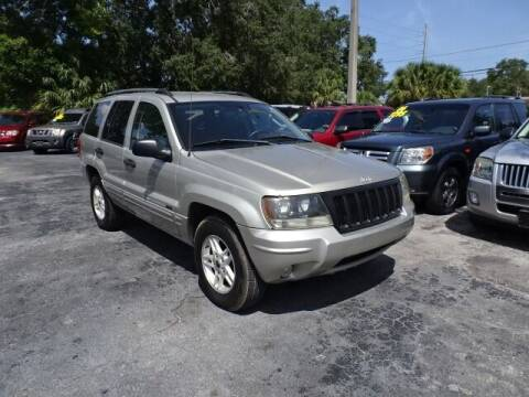 2004 Jeep Grand Cherokee for sale at DONNY MILLS AUTO SALES in Largo FL