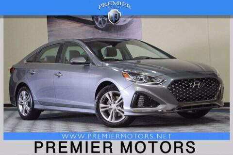 2019 Hyundai Sonata for sale at Premier Motors in Hayward CA