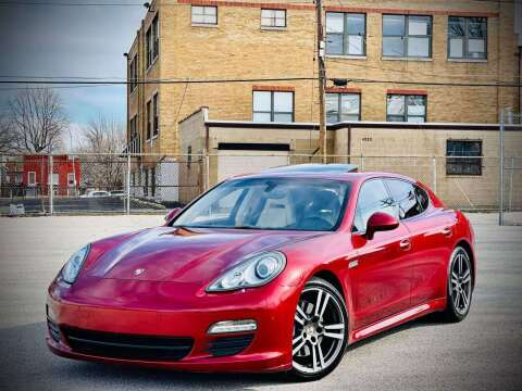 2013 Porsche Panamera for sale at ARCH AUTO SALES in St. Louis MO