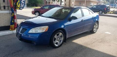 2007 Pontiac G6 for sale at Steel River Auto in Bridgeport OH
