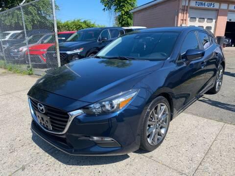2018 Mazda MAZDA3 for sale at Seaview Motors and Repair LLC in Bridgeport CT