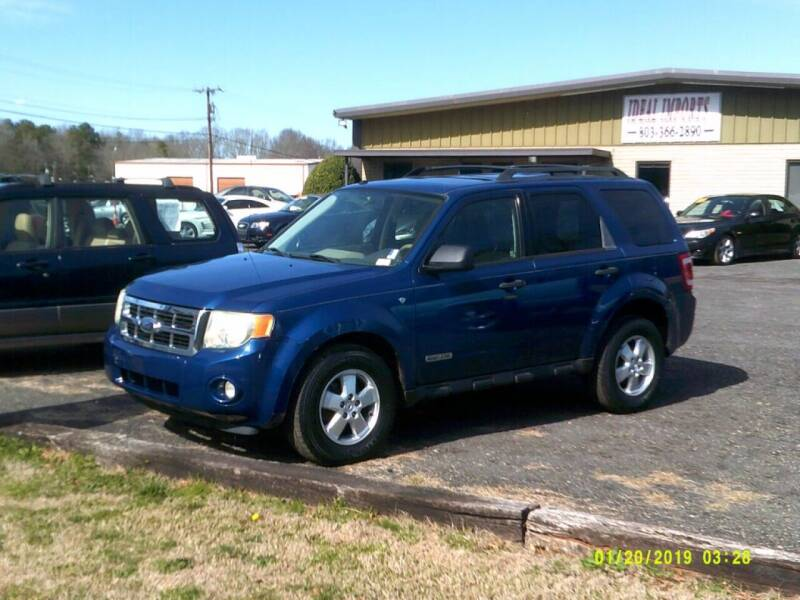 2008 Ford Escape for sale at IDEAL IMPORTS WEST in Rock Hill SC