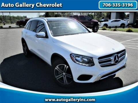 2017 Mercedes-Benz GLC for sale at Auto Gallery Chevrolet in Commerce GA