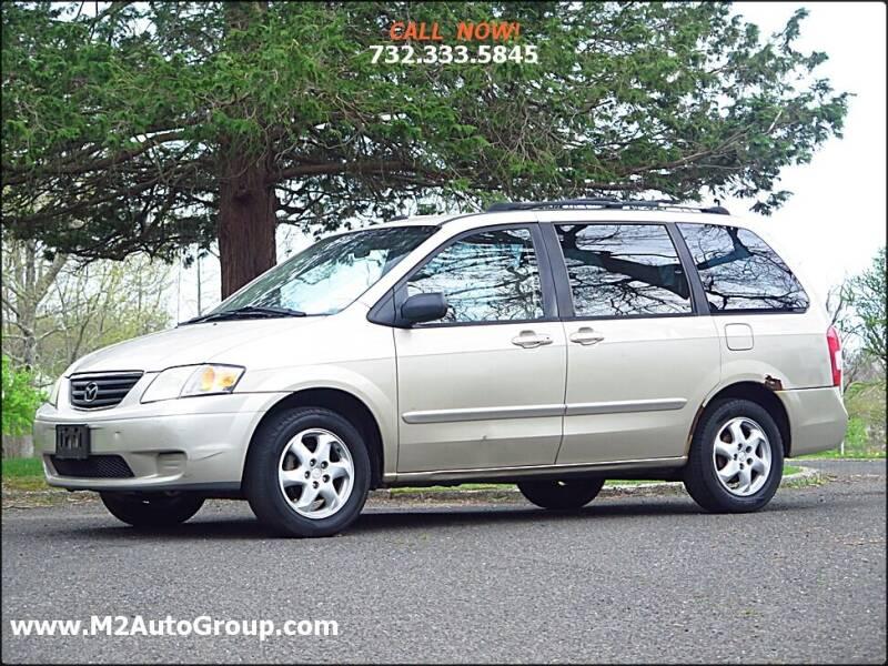 2000 Mazda MPV for sale at M2 Auto Group Llc. EAST BRUNSWICK in East Brunswick NJ