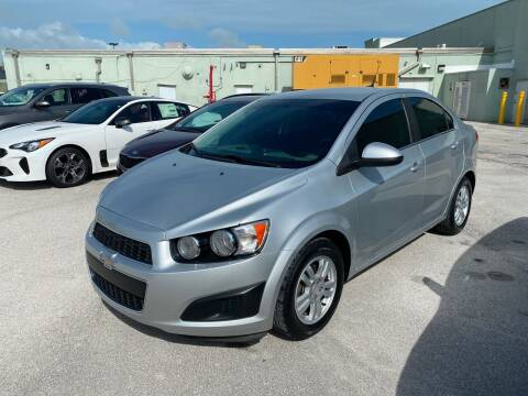 2014 Chevrolet Sonic for sale at Key West Kia in Key West Or Marathon FL