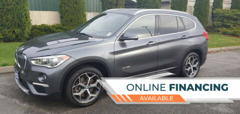2017 BMW X1 for sale at AUTOTRACK INC in Mount Vernon WA