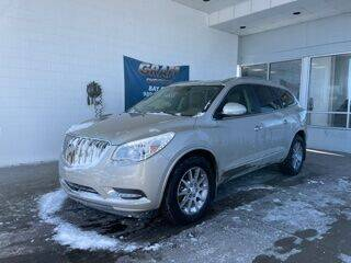 2016 Buick Enclave for sale at GRAFF CHEVROLET BAY CITY in Bay City MI