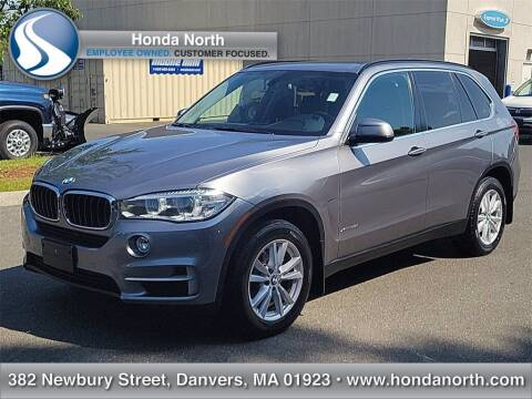 2014 BMW X5 for sale at 1 North Preowned in Danvers MA