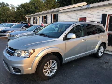 2013 Dodge Journey for sale at NextGen Motors Inc in Mt. Juliet TN