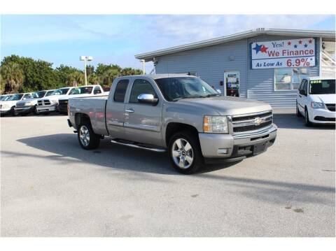 2009 Chevrolet Silverado 1500 for sale at My Value Car Sales in Venice FL